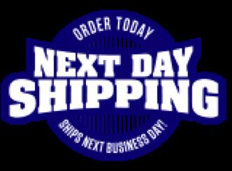 Guarantee Ship Next Business Day